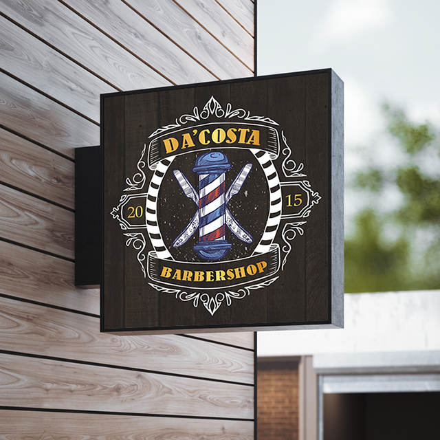 logo_da costa barber
